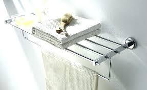 bath towel holder. Exellent Holder Hand Towel Holder Ideas Bathroom Bath Racks Shop  Bars Hook Kitchen Intended A