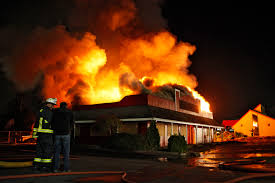 pizza hut building fire. Contemporary Fire The North Bend Fire Department Intentionally Burned Two Pizza  On Pizza Hut Building R