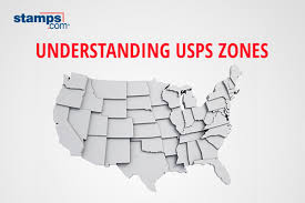 Usps Zone Chart For Shipping All About Usps Postal Zones Stamps Com Blog