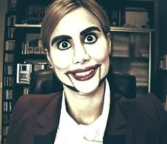 ventriloquist dummy makeup creepy doll s