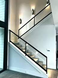 interior stair railing systems indoor metal rail modern stair railing handicap stair rail fresh modern interior