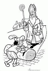 Sinterklaas Snoepgoed Kleurplaat Krijg Duizenden Kleurenfotos Van