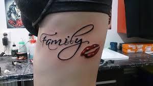 Tetování Family