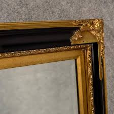great britain uk bevelled quality antique style wall mirror overmantle gilt ornate frame for