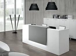 Office front desk design Simple Reception Desk Design White Birtan Sogutma Reception Desk Design White Marcopolo Florist The Best Idea