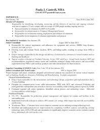 Volunteer Service Resume Resume For Your Job Application