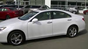 2009 Lexus ES 350 Video 002 - YouTube