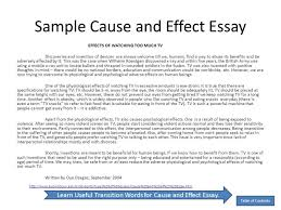 argumentative research paper guidelines compare contrast essay  essay cause and effect of smoking essay and cover letter cause effect essay part cause effect