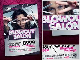 Hair Salon Flyer Templates Hair Stylist Flyer Templates Iflypt Com