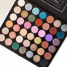 bh cosmetics studio pro artistry eyeshadow palette review