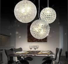 wonderful crystal ball chandelier llfa798 led crystal ball chandelier lamp living room lights
