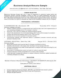 Resume For A Business Analyst Inventory Analyst Resume Agile Business Analyst Resume Magnificent