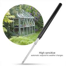 Automatic Respond Amazon Com Haofy Automatic Window Opener Solar Hydraulic Cylinder