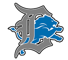 Detroit lions Logos