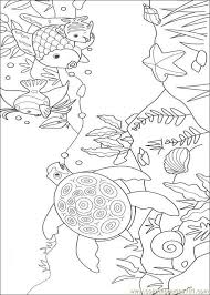 rainbow fish 10 coloring page for kids and s from cartoons coloring pages rainbow fish coloring pages