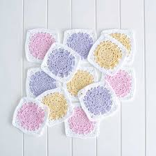 Easy Crochet Granny Squares Free Patterns Awesome Crochet Granny Square Flower