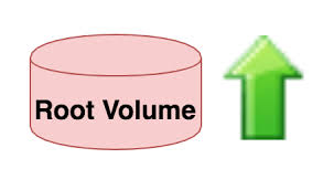 increase size how to increase the size of root volume in google cloud platform gcp