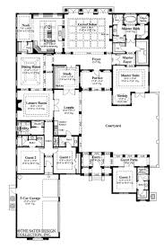 ... Love The Courtyard But I Dont Like Placement Of Kitchen Center Atrium House  Plans 73a603d048b25497270162e659db5364 Large