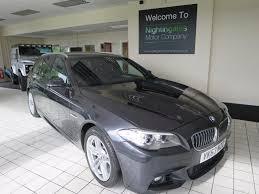 2013 BMW 5 Series 520d M Sport Touring £17,690