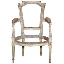 louis xvi chair frame for sale at stdibs