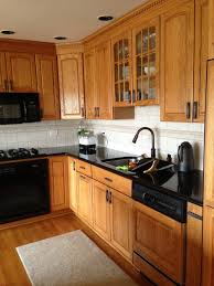 should i paint my golden oak cabinets