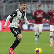 Juventus vs. Milan: 2020 Coppa Italia Semi-Final TV Schedule, Live Stream    Bleacher Report   Latest News, Videos and Highlights