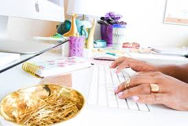 office decorate. Decorate Your Office Desk Space