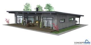Inspiring Small Contemporary Home Plans   Small Modern        Beautiful Small Contemporary Home Plans   Affordable Small Modern House Plan