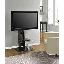 atlantic furniture tabletop tv stand black  walmartcom