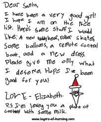 Letter to Santa1