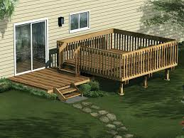 mobile home deck designs. wooden card deck box plans wood for mobile home this all is designs