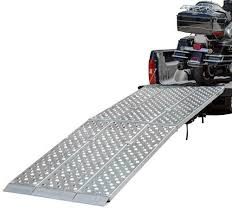 Best Motorcycle Ramps for Pickup Trucks & Trailers