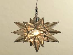 modern pendant lighting kitchen white star shade orange light pineapple moravian canada