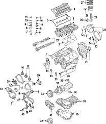 audi s6 engine diagram crankshaft pulley failure page 3