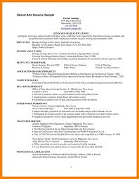 Resume Bachelor Of Science Abbreviation Best Associate Degree Resume
