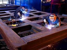 alberta structural steel specialists standard west skid welding