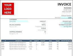 excel 2003 invoice template free invoice template excel create invoices for small businesses