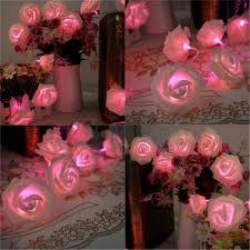 Superb Flower Lights For Bedroom Ideas