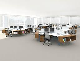 Open Office Layout Design Mesmerizing Antenna Workspaces Knoll