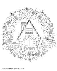 1004 x 1024 jpeg 149 кб. Gingerbread House Coloring Pages Fun Loving Families