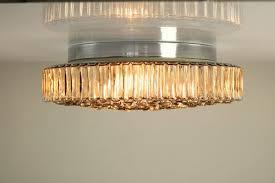 vintage model p111 flush mount ceiling