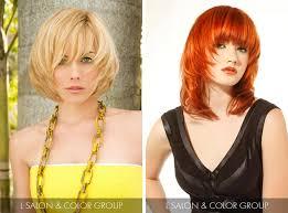 účesy Pro Polodlouhé Vlasy Nové Jarní A Letní Trendy 2015 Vlasy
