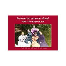 Postkarten Sprüche Frauen Sind Engel