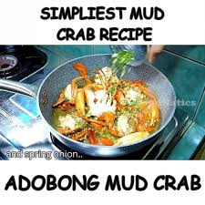FoodNatics - SIMPLIEST MUD CRAB RECIPE ...