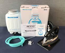 Bàn ủi hơi nước bình treo công nghiệp ES-94AN Silver Star -