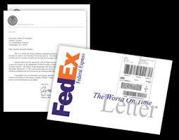 jobstart fedex letter