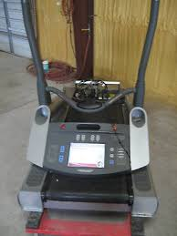 pre owned life fitness 95te treadmill serial atu 102813 for repair