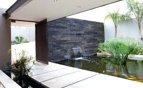 modern outdoor wall fountain modern outdoor wall fountains designs ideas landscaping modern outdoor wall mounted fountains