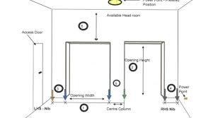 garage door heightGarage Door Heights  Door Terminology Australia Doors Sizes