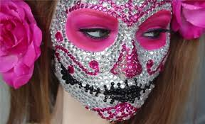 here for even more sugar skull face painting ideaake sure to share a picture of your version in the ments below